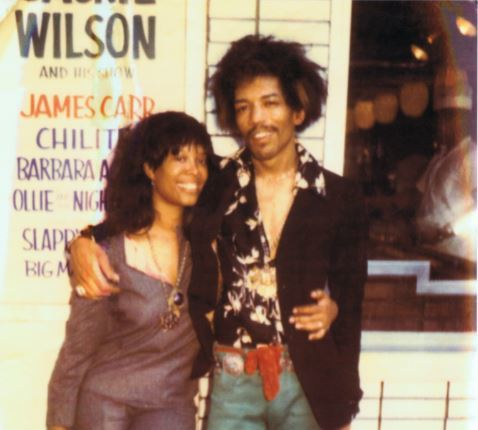 Lithofayne Pridgon, a muse to musicians and likely inspiration for Jimi Hendrix's 'Foxy Lady,' dies
